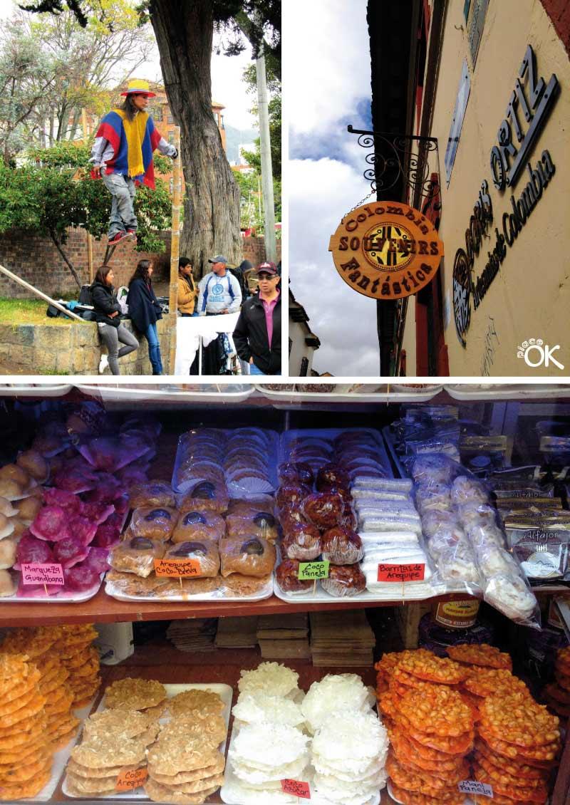 visitar Bogotá en fin de semana