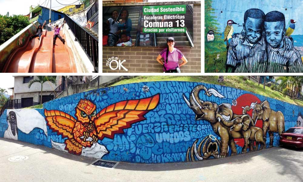 graffitour medellin