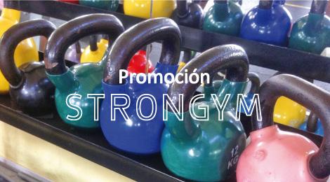 entrena con descuento especial strongym
