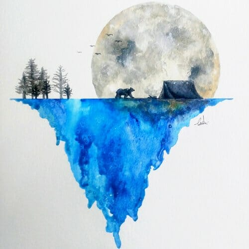 wonders of watercolor art