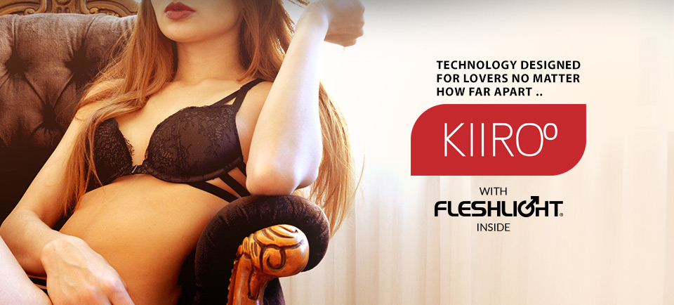 Fleshlight KIIRO - Interactivo