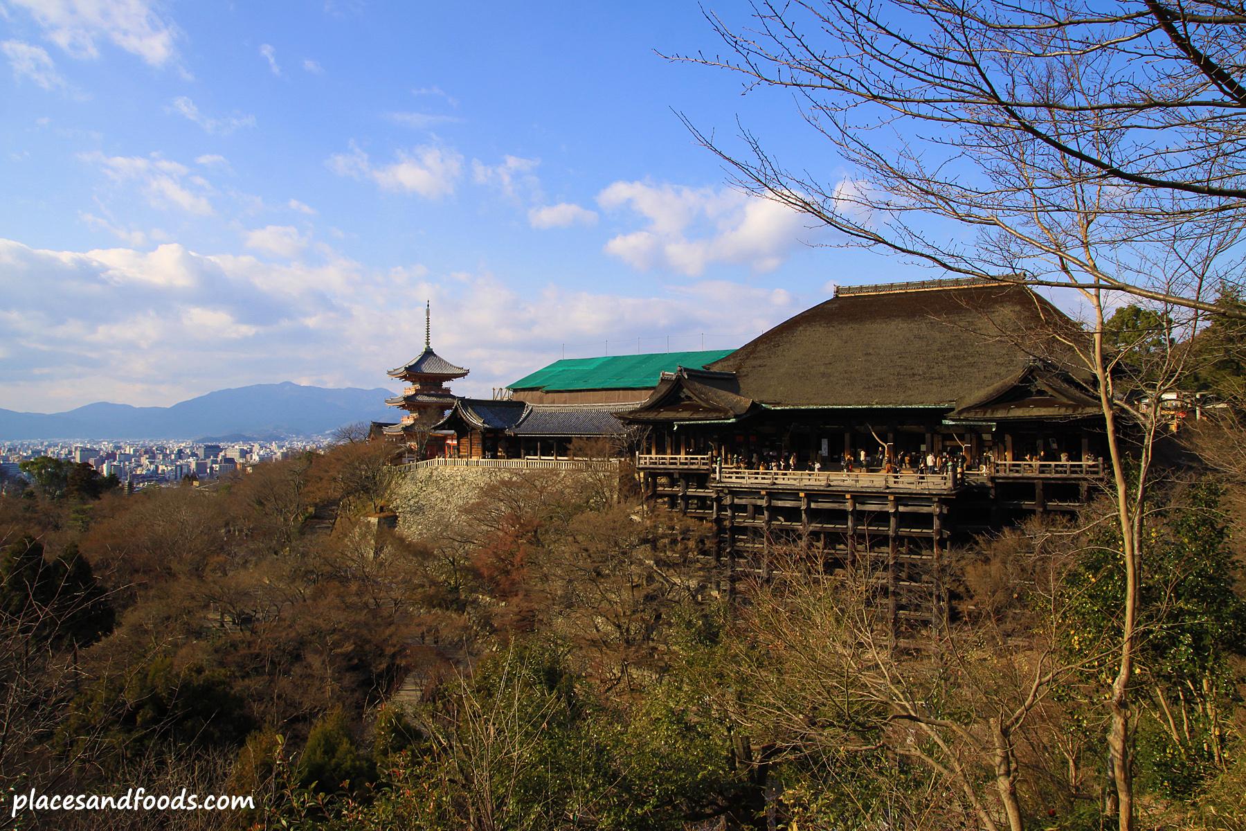 Kiyomizudera 清水寺 Temple Wonder Of Kyoto