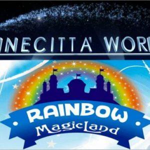 Combinato Magicland + Cinecittà World
