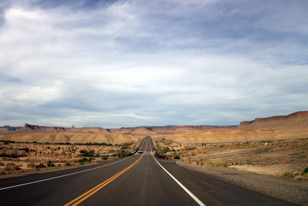 the road to four corners arizona