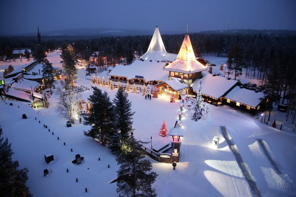Image result for finland lapland christmas