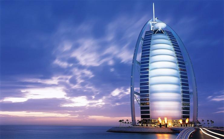 Top 10 Arabic Architecture-Burj Al Arab