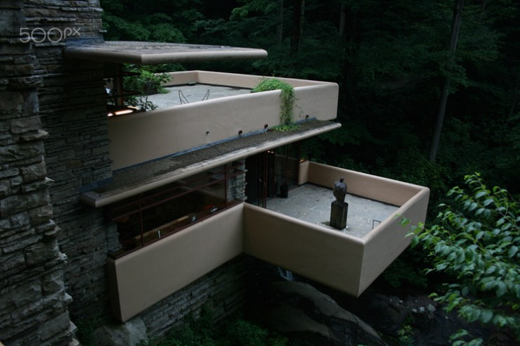 Fallingwater-Photo by Benjamin Skripnik