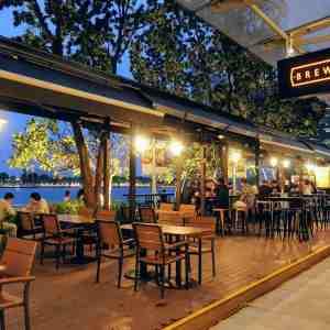 Brewerkz One Fullerton – New Menu, Alfresco Vibes & Waterfront Views