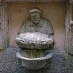 fontana facchino