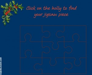Santa's Jigsaw - animated Flash ecard by Jacquie Lawson