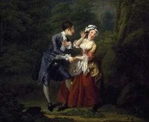 William Hogarth 1731