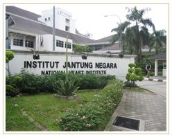 Institut Jantung Negara - image from Placidway