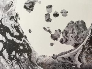 Radiohead heart shaped pool white vinyl