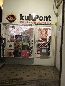 Kultpont Budapest