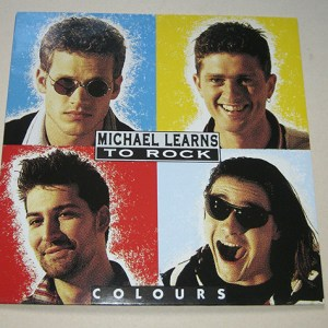 Michael Learns to Rock Colours Vinyl