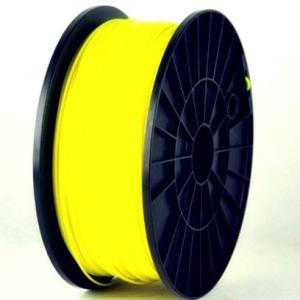 ABS 1.75mm 1KG 3D printer consumables yellow HIGH QUALITY GARANTITA SU MAKERBOT, MULTIMAKER, ULTIMAKER, REPRAP, PRUSA