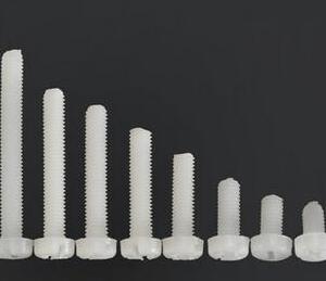 10 Pezzi M3*10 Viti in Nylon