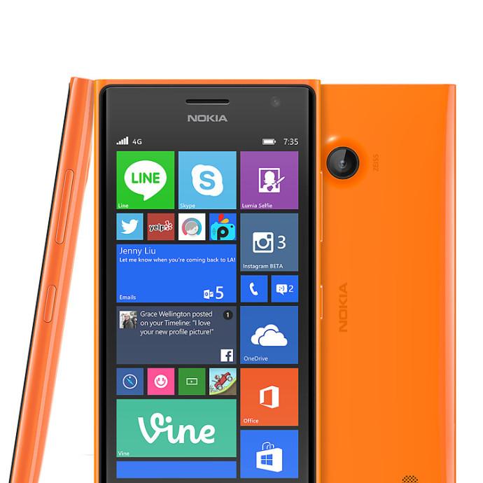 Lumia-735-design