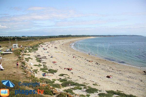 Plage De Kerver Saint Gildas De Rhuys 56 Morbihan