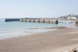 Plages Granville 50  Station balnaire de Granville  Manche  Normandie  Avis Photos