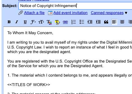 Gmail Paste Text