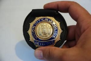 Detective Badge Image