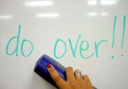 Hand Eraser Mistake Image