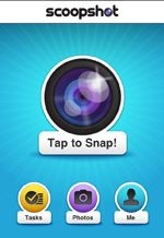 Scoopshot iPhone
