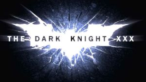 The Dark Knight XXX Logo