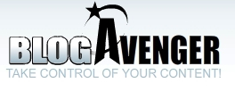 BlogAvenger Logo