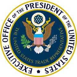 US Trade Representative Seal