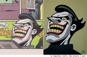 Joker Comparison