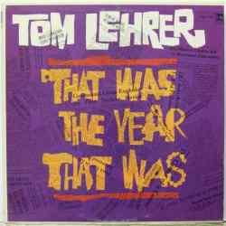 Tom Lehrer Album