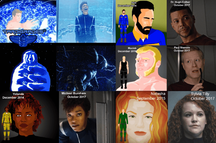 Understanding the Star Trek: Discovery Plagiarism Allegations Image