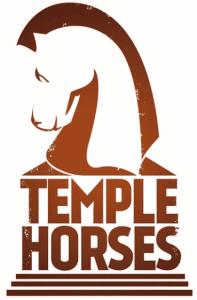 Temple Horses Logo