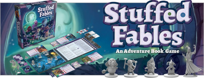 Image result for Stuffed Fables Board Game