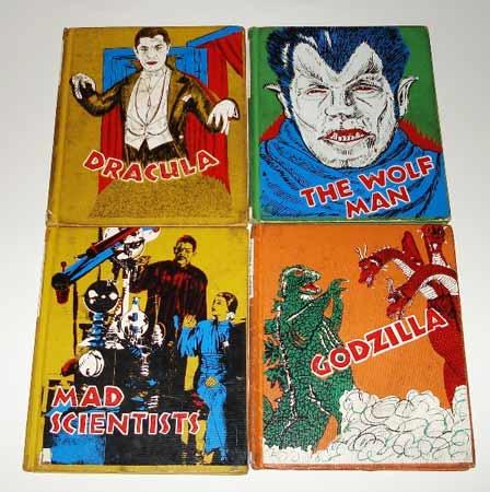 Color Crestwood Monster books