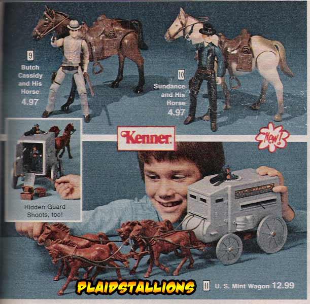 Horses and Mint Wagon