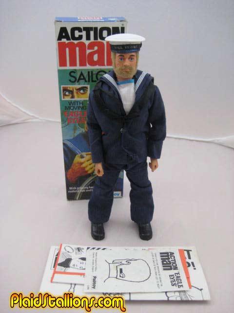 Palitoy Action Man I Toys I 1979 Catalog I Plaidstallionscom