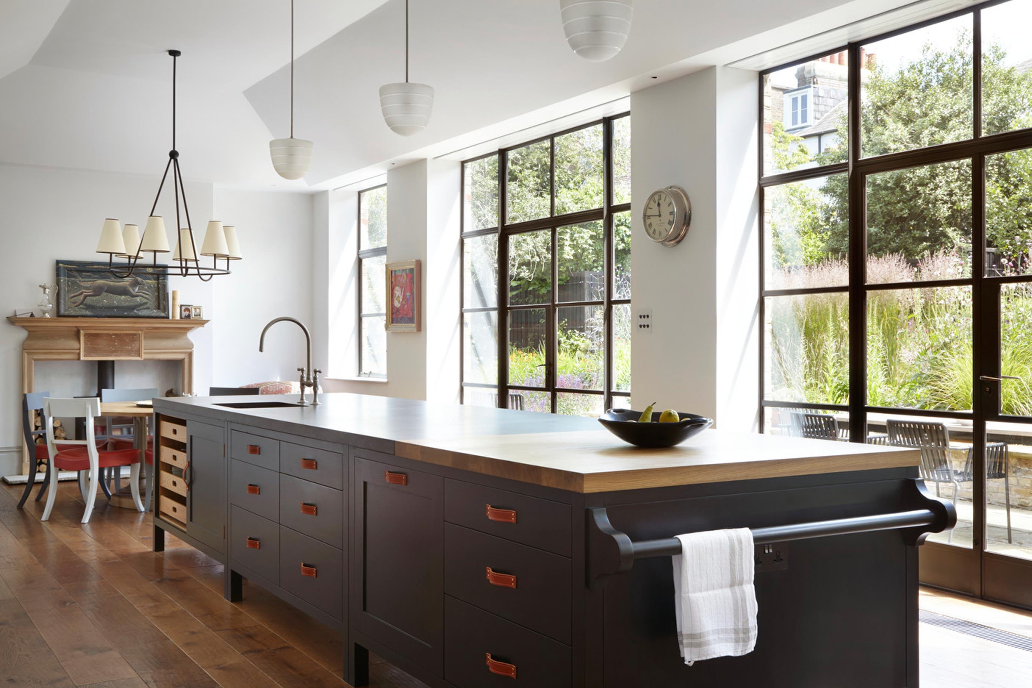 countertops for kitchen cheap sink plain english   victorian villa