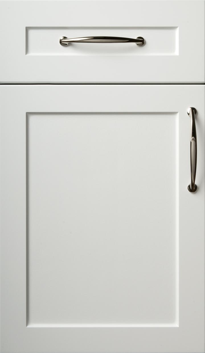 Plain  Fancy Custom Cabinetry  Snow White Plain  Fancy