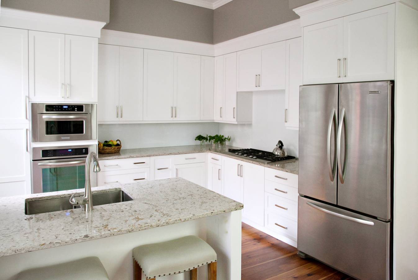 most popular kitchen cabinets island with shelves cabinet colors in 2019 plain fancy cabinetry top 4 paint