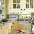 Kitchen cabinets french country kitchen cabinets small footprint big