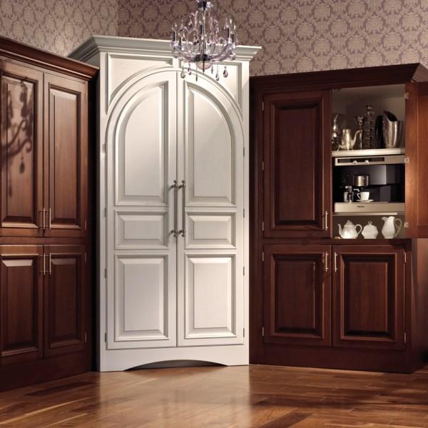plain and fancy kitchen cabinets Plain & Fancy - Custom Closet Cabinets - Plain & Fancy
