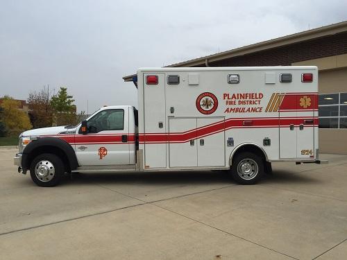 PFPD Ambulance 1924