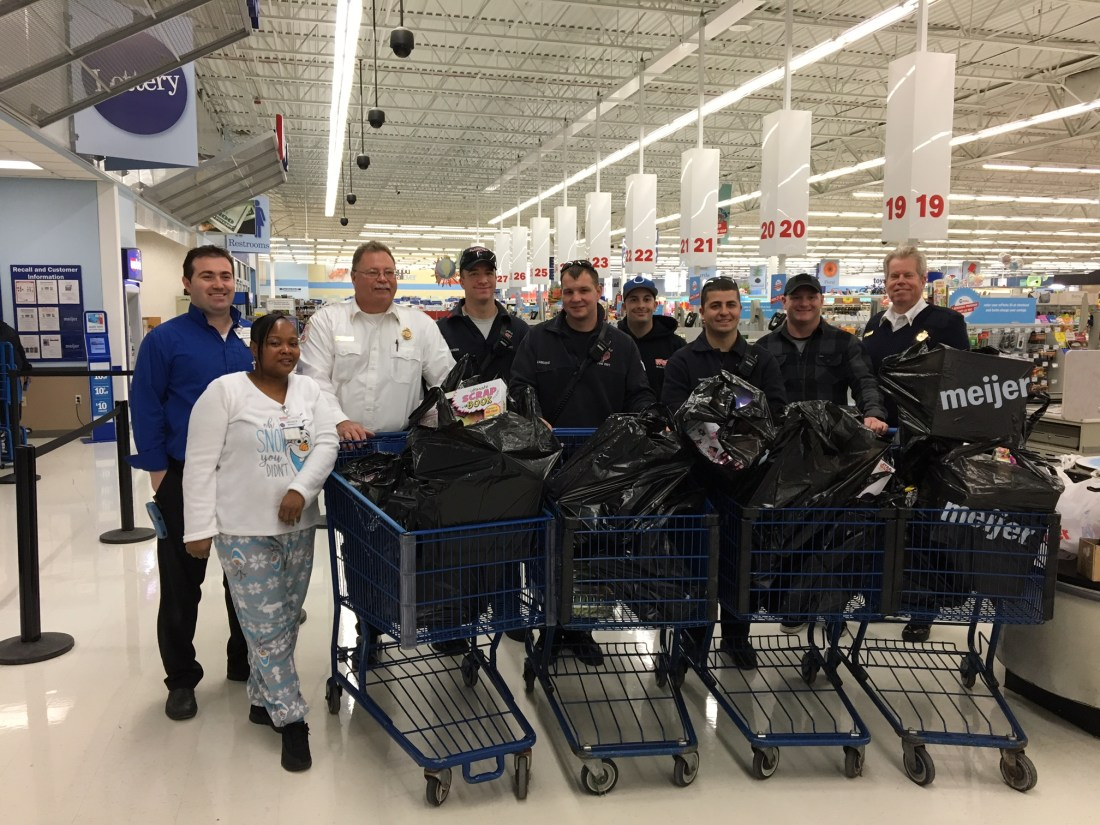 Meijer Employees with PFPD