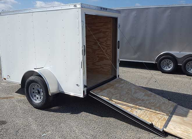 Anvil 5x8 Cargo Trailers For Sale