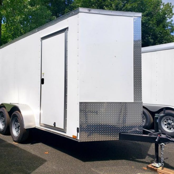 Anvil V Nose Tandem Axle 6x10 Cargo Trailers For Sale