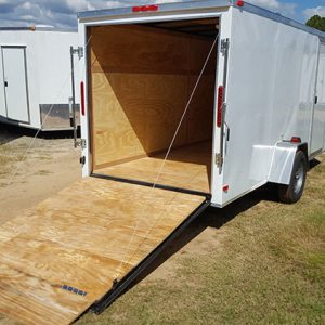 RollingVault V Nose 6x14 Single Axle Trailers For Sale