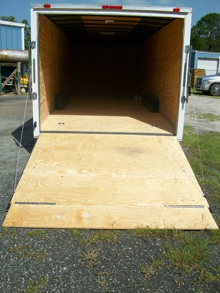 RollingVault V Nose Tandem 8.5x14 Enclosed Trailer For Sale
